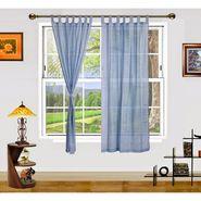 Dekor World Summer Fun Window Curtain- Set of 2 Pcs-DWCT-892-5
