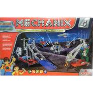 Set Of 170Pcs Metal Mechanix 4 for Kids