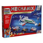 Set Of 301Pcs Metal Mechanix 5 for Kids