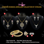 Diamond Dhamaka Jewellery Collection by Sterling
