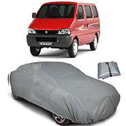 Digitru Car Body Cover for Maruti Suzuki Eeco - Dark Grey