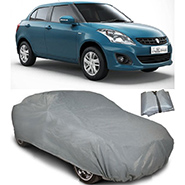 Digitru Car Body Cover for Maruti Suzuki Swift DZire - Dark Grey