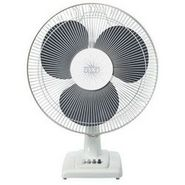 Usha Mist Air 16 Inch Table Fan (White)