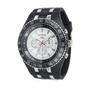 Exotica Fashions Cronoimpact Wrist Watch - White