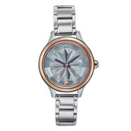 Fastrack Analog Watch For Women_Ft22 - Silver
