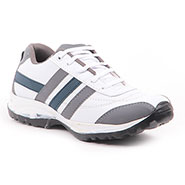 Foot n Style Synthetic Leather FS460 -Mesh Sports Shoes