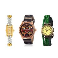 Pack of 3 Branded Women Watches_Gl0127