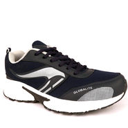 Globalite Synthetic Sports Shoes GSC0200 -Navy Grey