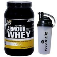 GXN Advance Armour Whey 2 Lb (907grms) Chocolate Flavor + Free Protein Shaker