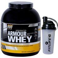 GXN Advance Armour Whey 5 Lb (2.26kgs) Vanilla Flavor + Free Protein Shaker