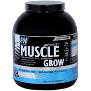 GXN Advance Muscle Grow 6 Lb (2.27kgs) Vanilla Flavor