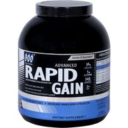 GXN Advance Rapid Gain 6 Lb (2.27kgs) Chocolate Flavor