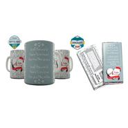 Shaildha Birthday Special 350 Ml Coffee Mug With Chocolate Bar - 12391176