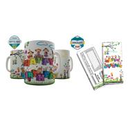 Shaildha Anniversary Special 350 Ml Coffee Mug With Chocolate Bar - 12391380