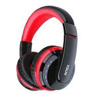 Intex Desire Bt Multimedia Headphone (Black Red)
