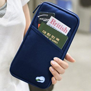Homesmart Passport Organizer - Navy