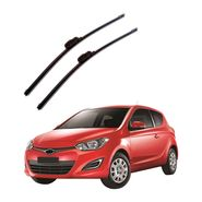 Autofurnish Frameless Wiper Blades for Hyundai i-20 (D)24
