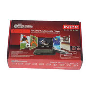 Intex IT- MHP-1080 Mini Home HD Media Player (Black)