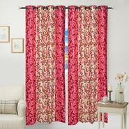 JBG Home Store Set of 2 Beautiful Design Door Curtains-JBG914_1PFD