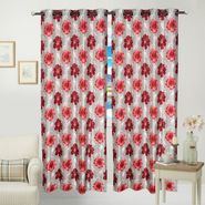 JBG Home Store Set of 2 Beautiful Design Door Curtains-JBG917_1MSFD