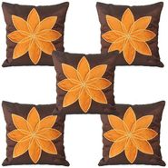 Set of 5 Multicolor Floral Cushion covers - JBG_BLP