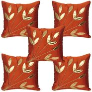 Set of 5 Multicolor Floral Cushion covers - JBG_OTR