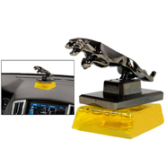Jaguar Refillable Car Perfume - Yellow