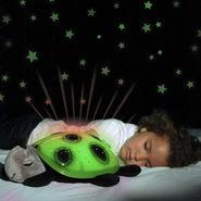Kawachi TurtleLED Night Light Stars projector Toy - Green