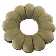 Kawachi Set of 2 Pillow - Brown and Green