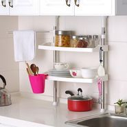 Kawachi Multifunction SS Kitchen Storage Rack -K178