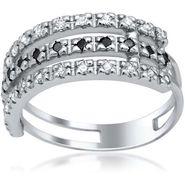 Kiara Swarovski Signity Sterling Silver Anjali Ring_Kir0662 - Silver