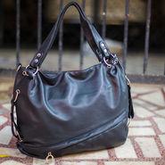 Arisha Women Handbag Black -Lb216