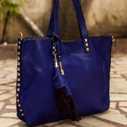 Arisha Blue Handbag -LB 384