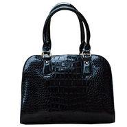Sai Arisha PU Black Handbag -LB726