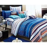 Lakshaya 100% Cotton Double Bedsheet With 2 Pillow Covers-LE-009