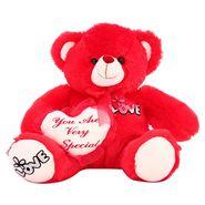 Rose Bear Valentine Stuff Teddy 25 cm