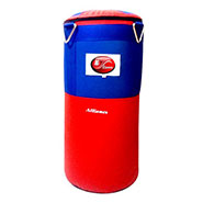 Liana Punching Bag (Filled) - Blue & Red