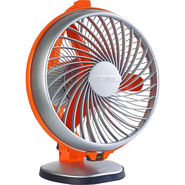 Luminous Buddy 230mm Table Fan - Royal Orange