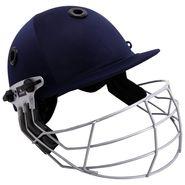 Mayor Navy Blue Falcon Cricket Helmet - S