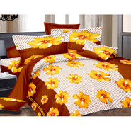 Valtellina Double Bed Sheet with 2 Pillow Cover-MO-235