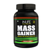 INLIFE Mass Gainer 2 Lb (908g) - Chocolate Flavor