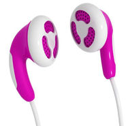 Maxell CB Stylish Color Budz Earphone - Purple
