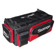 Slazenger Medium Kit Bag - Black and Red