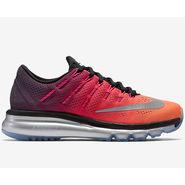 Nike Air Max Orange Sports Shoes -osn011