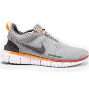 Nike Mesh Grey Sports Shoes -os04