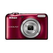 Nikon COOLPIX L31 Compact Digital Camera - Red