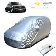 Body Cover for Nissan Micra Active - Silver