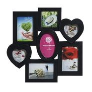 Amazing Black Collage Photoframe for Beautiful Memories
