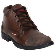 Provogue Brown Casual Shoes -yp50