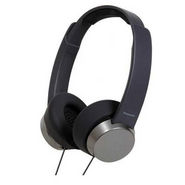 Panasonic RP-HXD3E-K Stylish Headphone